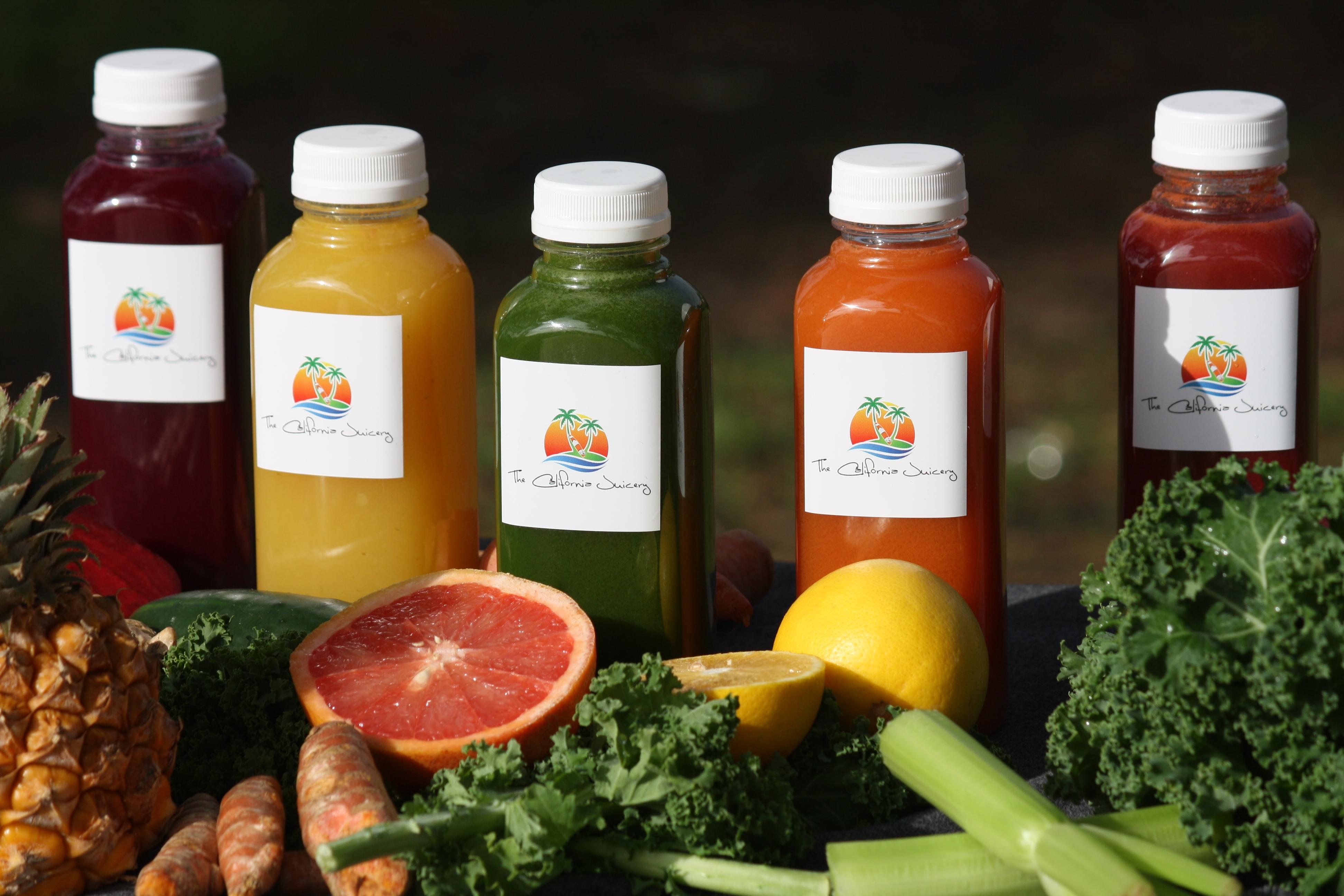 Build Your Own Juice (17 oz)