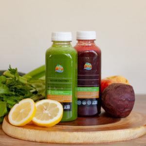 Vegetable Juices (17 oz)